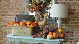 Fall Home Tour {Virtual}