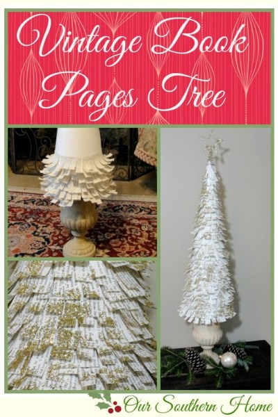 Book Pages Tree How To