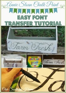 Easy Font Transfer Tutorial with ASCP