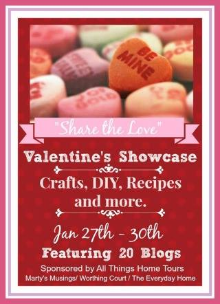 Valentine's Showcase with All Things Home