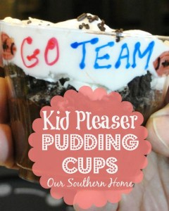 Kid Pleaser Pudding Cups