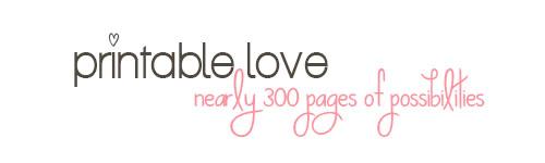 Printable Love Bundle