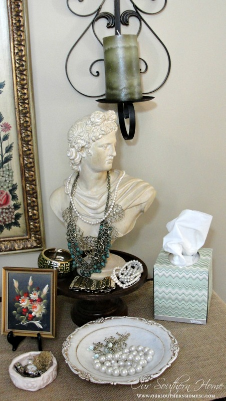 Spring Style with Kleenex by Our Southern Home #KleenexStyle