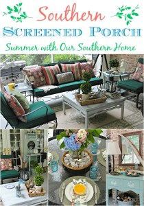 Summer on the Screened Porch