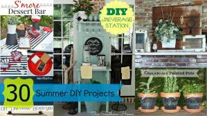 30 Inspiring Summer Projects