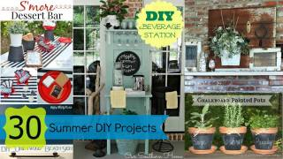 30 Inspiring Summer Projects