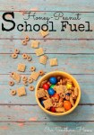 Honey-Peanut School Fuel recipe using Chex™ from Our Southern Home