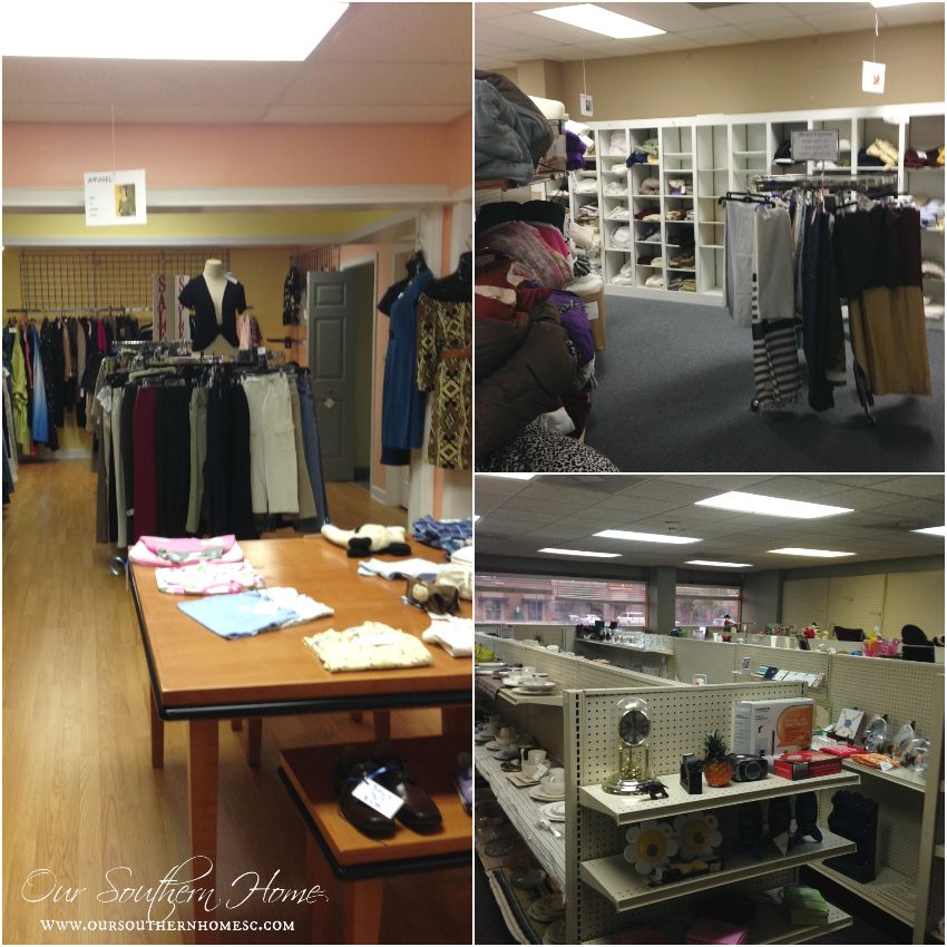 Furniture Thrift Store Greenville Sc