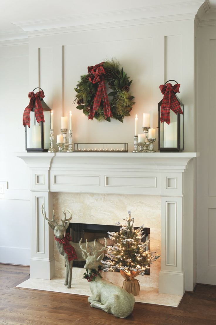 Mercury glass brings sparkle to any space, so if she loves glamour and romance, a set of Mercury Glass Candlesticks would be a winning gift under the tree.