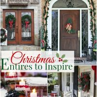 Inviting Christmas Entries