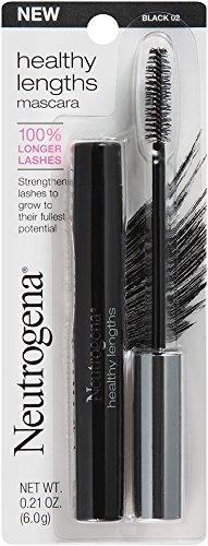 Neutrogena Healthy Lengths Mascara, Black 02 (0.21oz/6g)