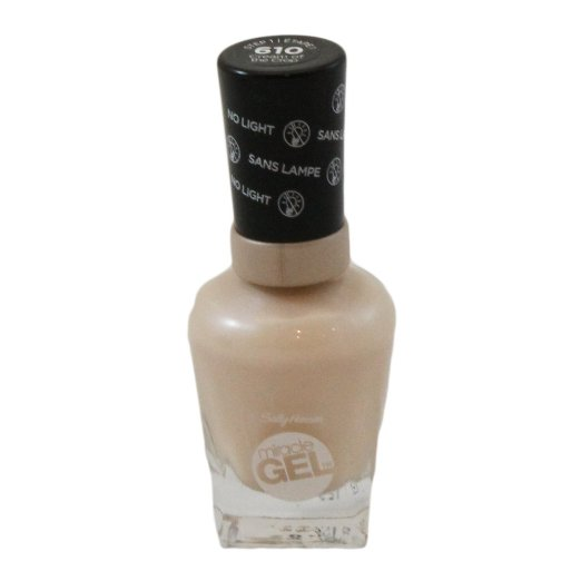 Sally Hansen Miracle Gel Cream of the Crop 610 0.50 Ounces