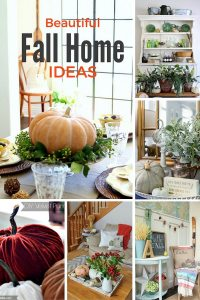 Fall Ideas for the Home