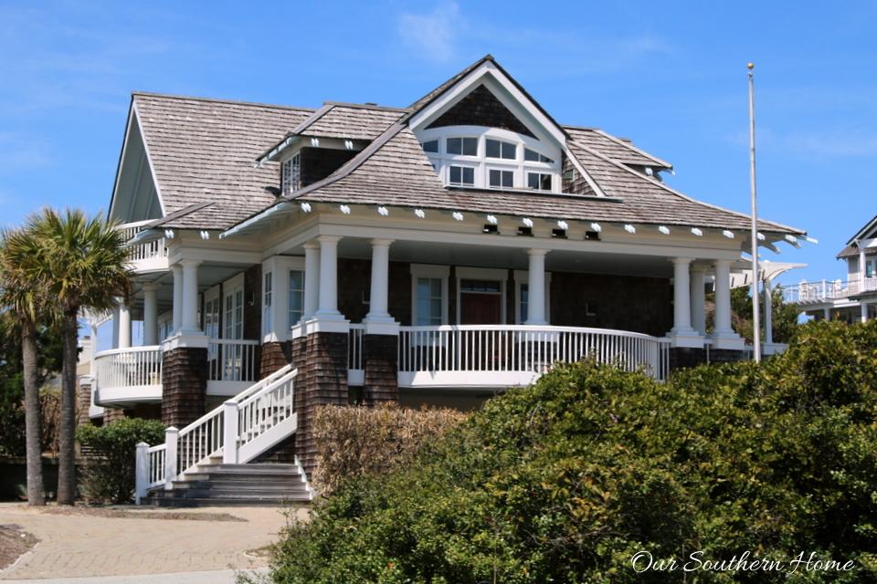 Bald Head Island NC via Our Southern Home 56