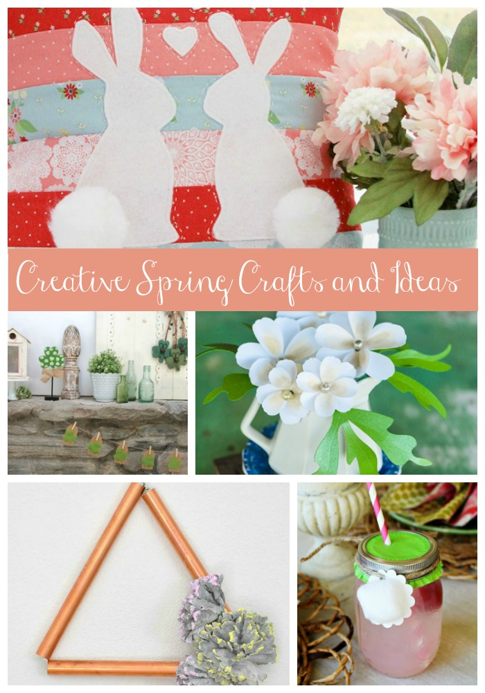 Creative Spring Crafts And Ideas Our Southern Home