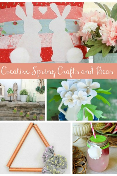 Spring Crafts Archives Our Southern Home