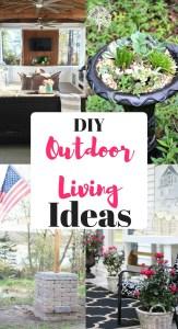 DIY Outdoor Living Ideas