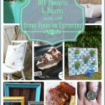 DIY Projects and Recipes with Leftovers are the features from Inspiration Monday!