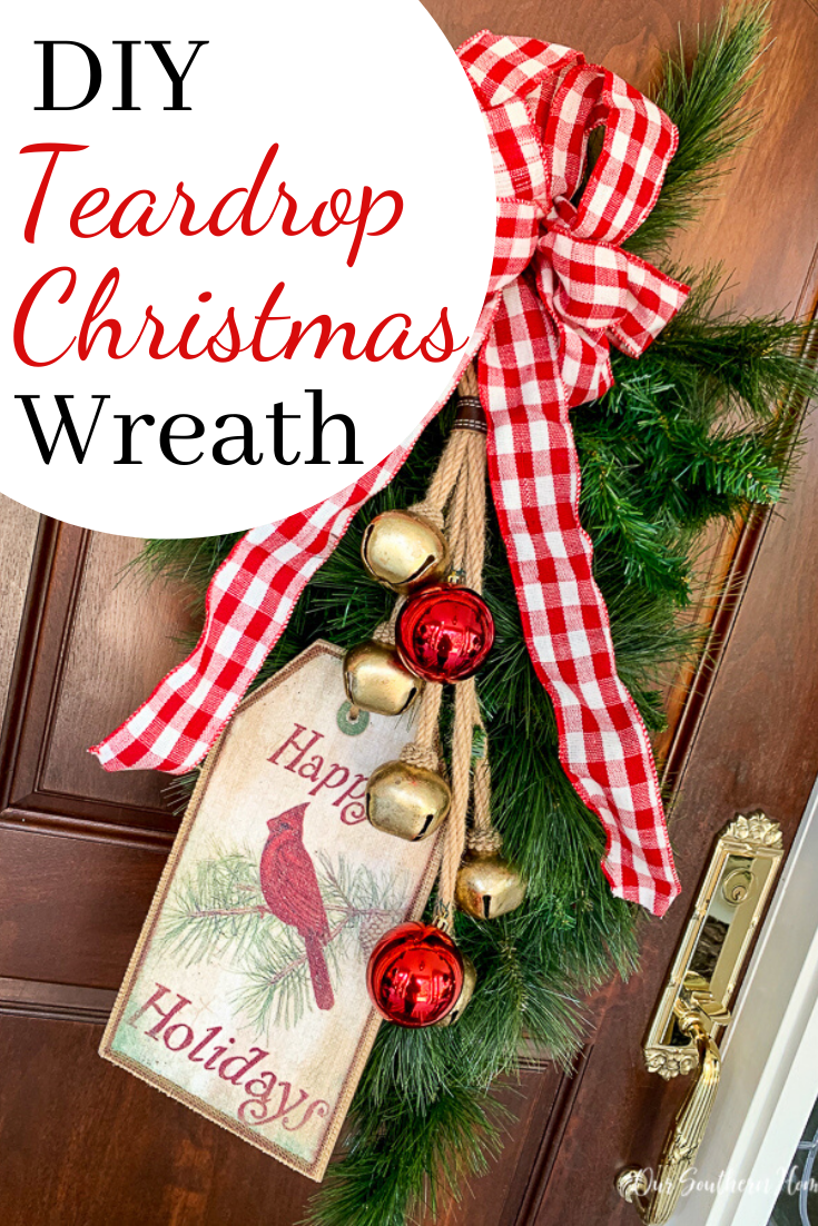 christmas wreath graphic