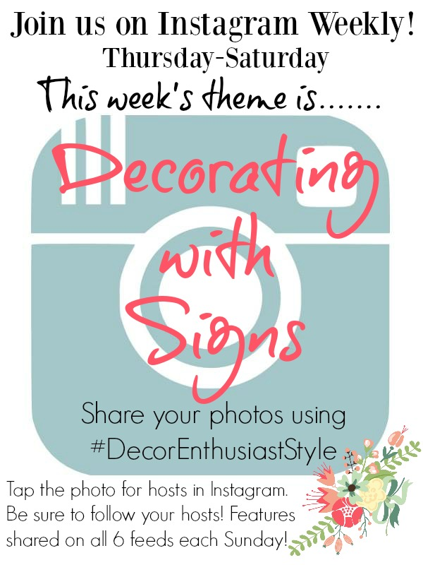 This is a great weekly Instagram party to get noticed and gain new followers!