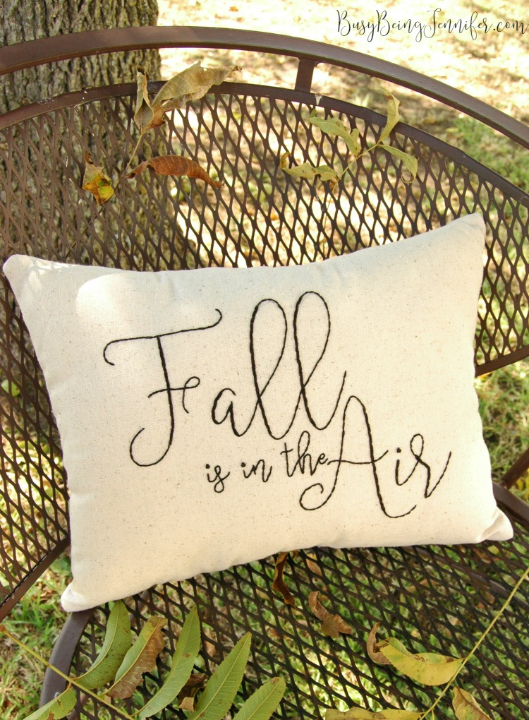 Creating a Cozy Fall Home with features from Inspiration Monday link party!
