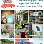 The great southern road trip link party! Come and link up everything about the south!