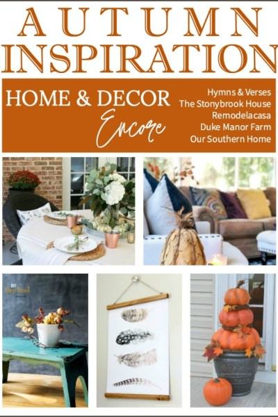 fall pin with home decor ideas