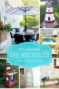 DIY Recycled Project Ideas