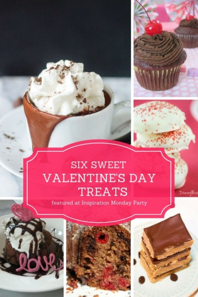 Six Chocolate Valentine's Day Treats