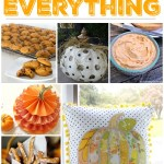 Features from Inspiration Monday full of Pumpkin Inspiration!