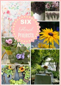 DIY Floral Project Ideas