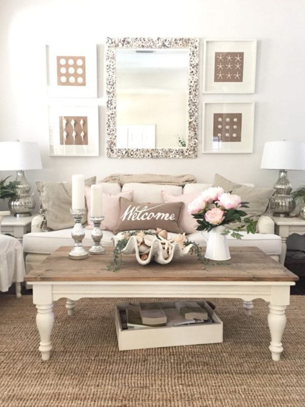Nesting ideas for the home are the features from this weeks Inspiration Monday link party. Recipes and home decor!!