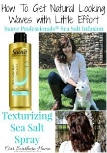 Suave Professionals® Sea Mineral Infusion