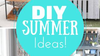DIY Summer Entertaining Projects + Inspiration Monday