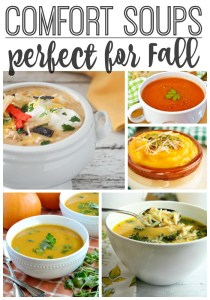 Comfort Soups to Warm the Soul