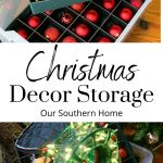 storage containers for christmas decor