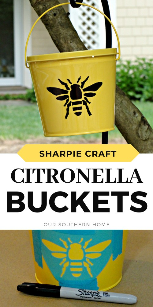 citronella bucket