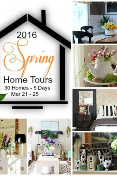 Spring Home Tour Lineup