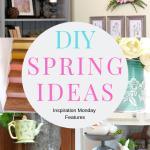 spring ideas pin