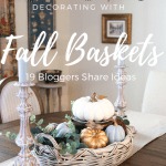 fall baskets
