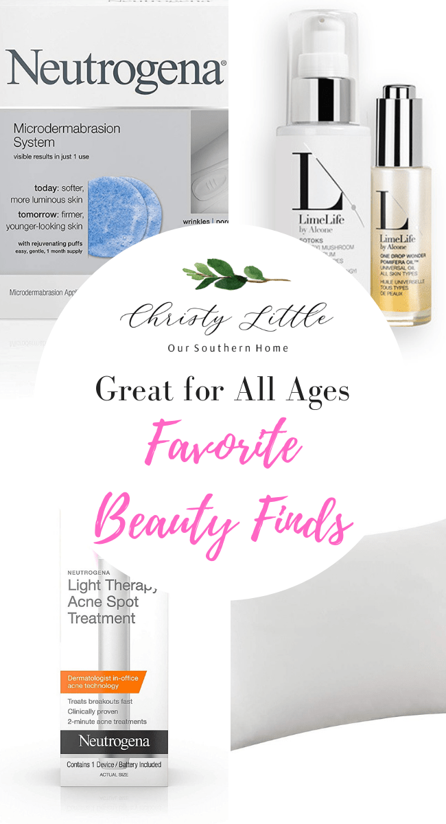 My Favorite Beauty Items