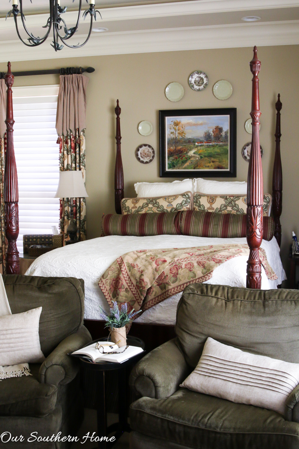 Master Bedroom Updates With High Style On A Low Budget #ad #athomefinds