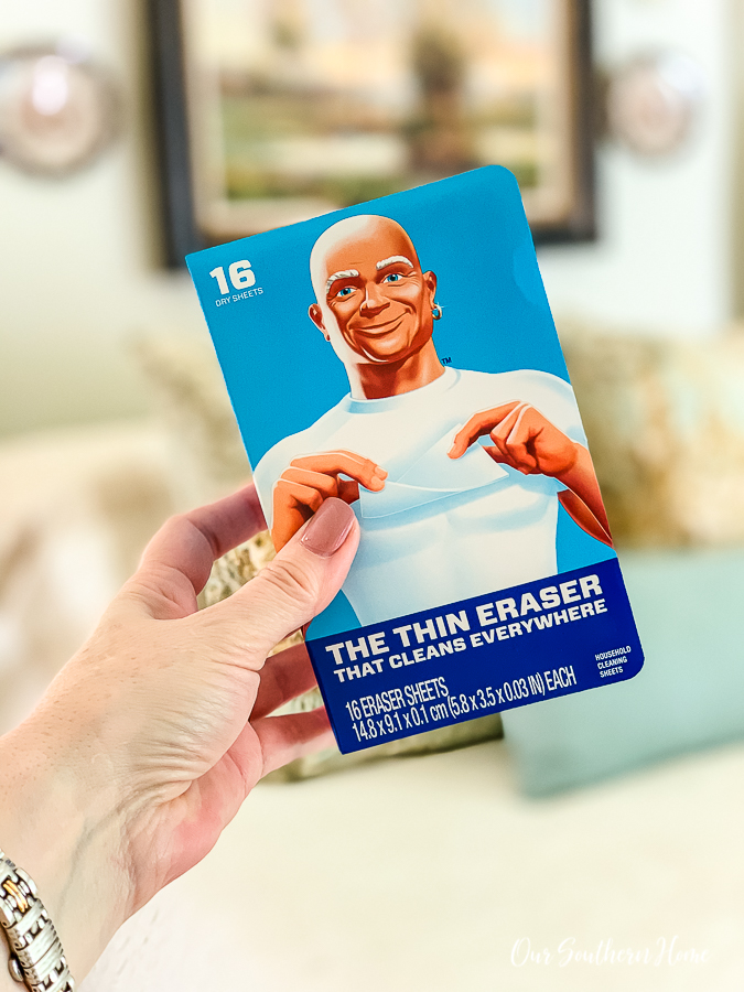 Mr Clean Eraser Sheets