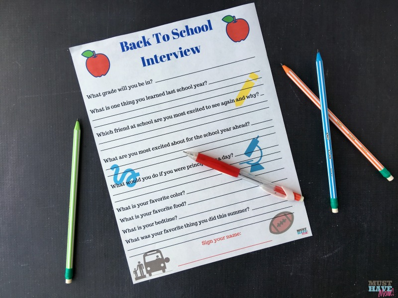 new-school-year-interview-printable