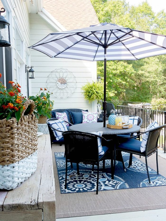 Outdoor Chair Makeover