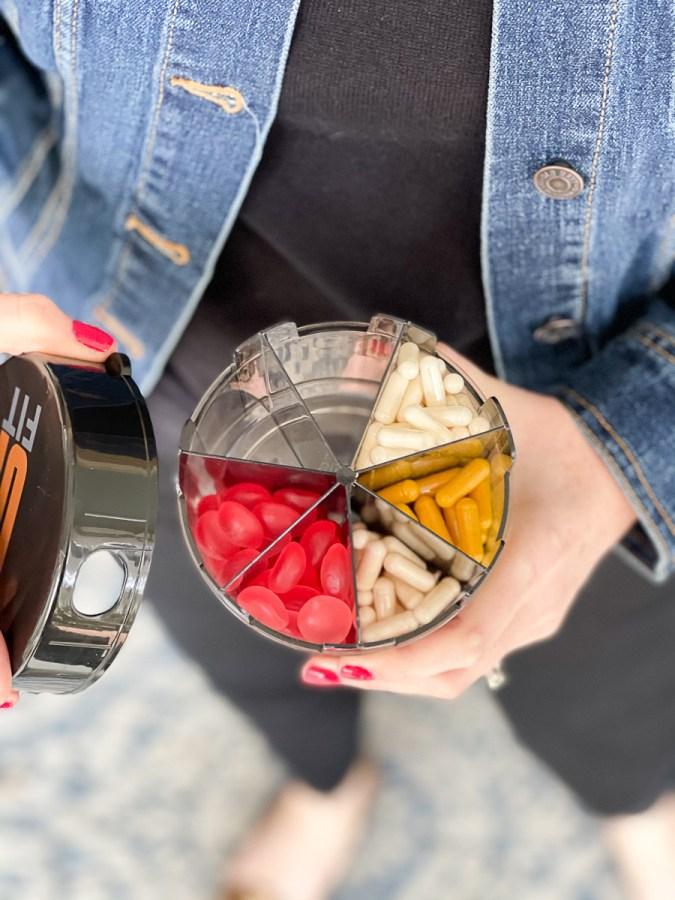 supplement dispenser