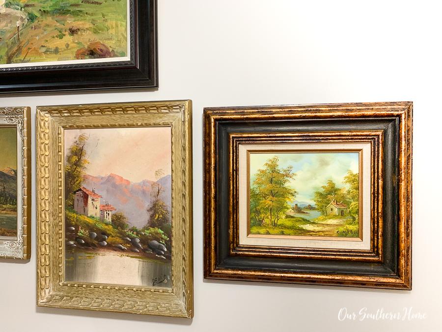 Galeriewand