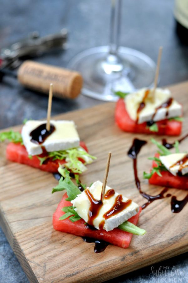 watermelon-brie-bites