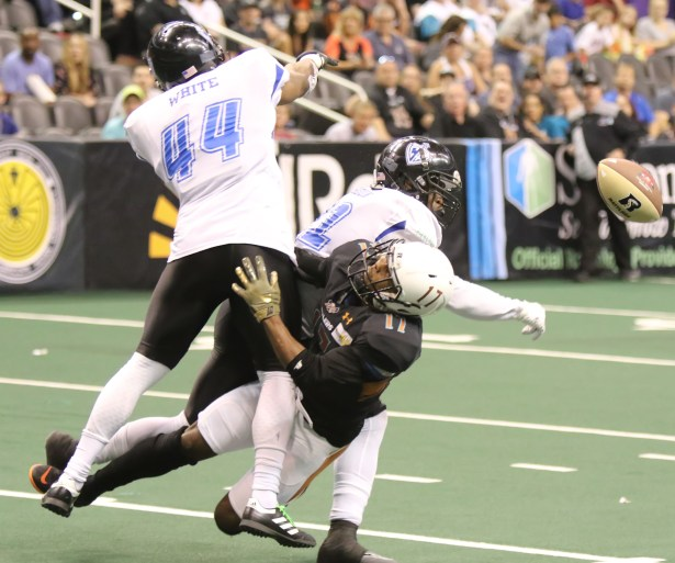 Image result for Cedar Rapids Titans vs. Arizona Rattlers