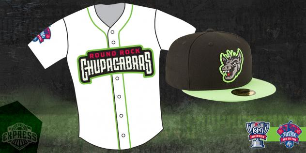 Round Rock Express Reveal Chupacabras Branding for MiLB Co